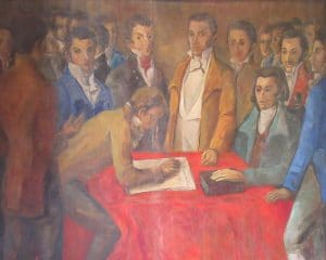Un Once de Noviembre – Cartagena's Declaration of Independence