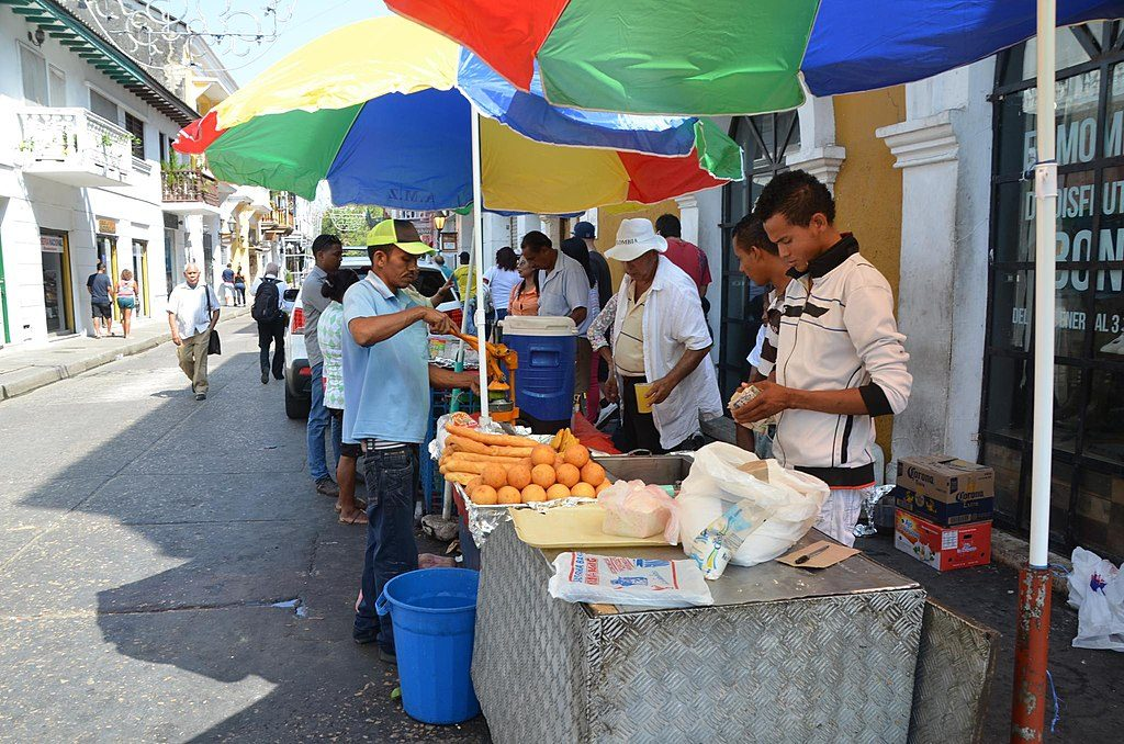 Best Street Food in Cartagena, Colombia - Top 15 Street Foods to Try
