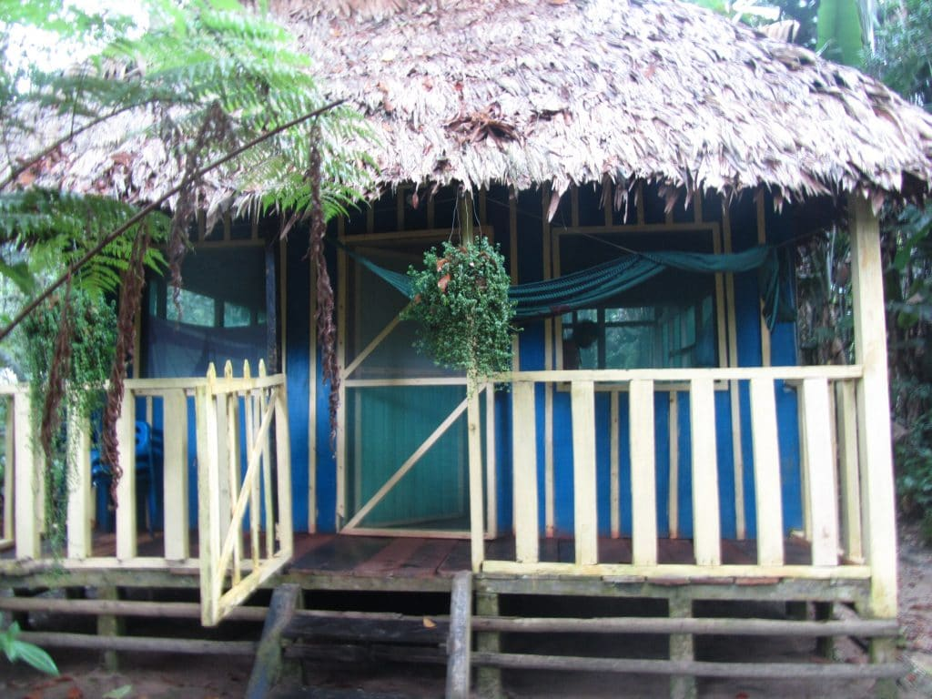 Photo of cabin at Omshanty, one of the places to stay in Leticia.