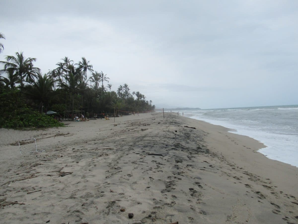 Chillin' at Costeño Beach – Ultimate Travel Guide to Playa Costeño, Colombia