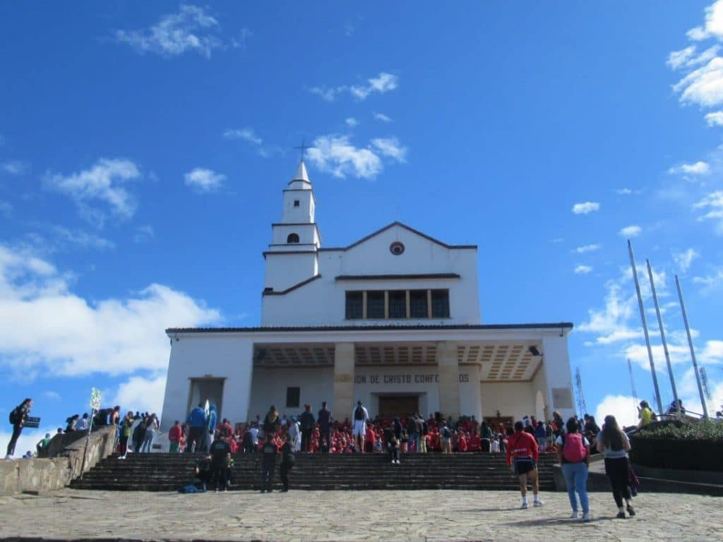 Photo of the Monserrate Chapel