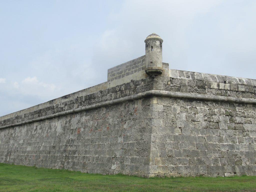 Photo of Cartagena's Walls