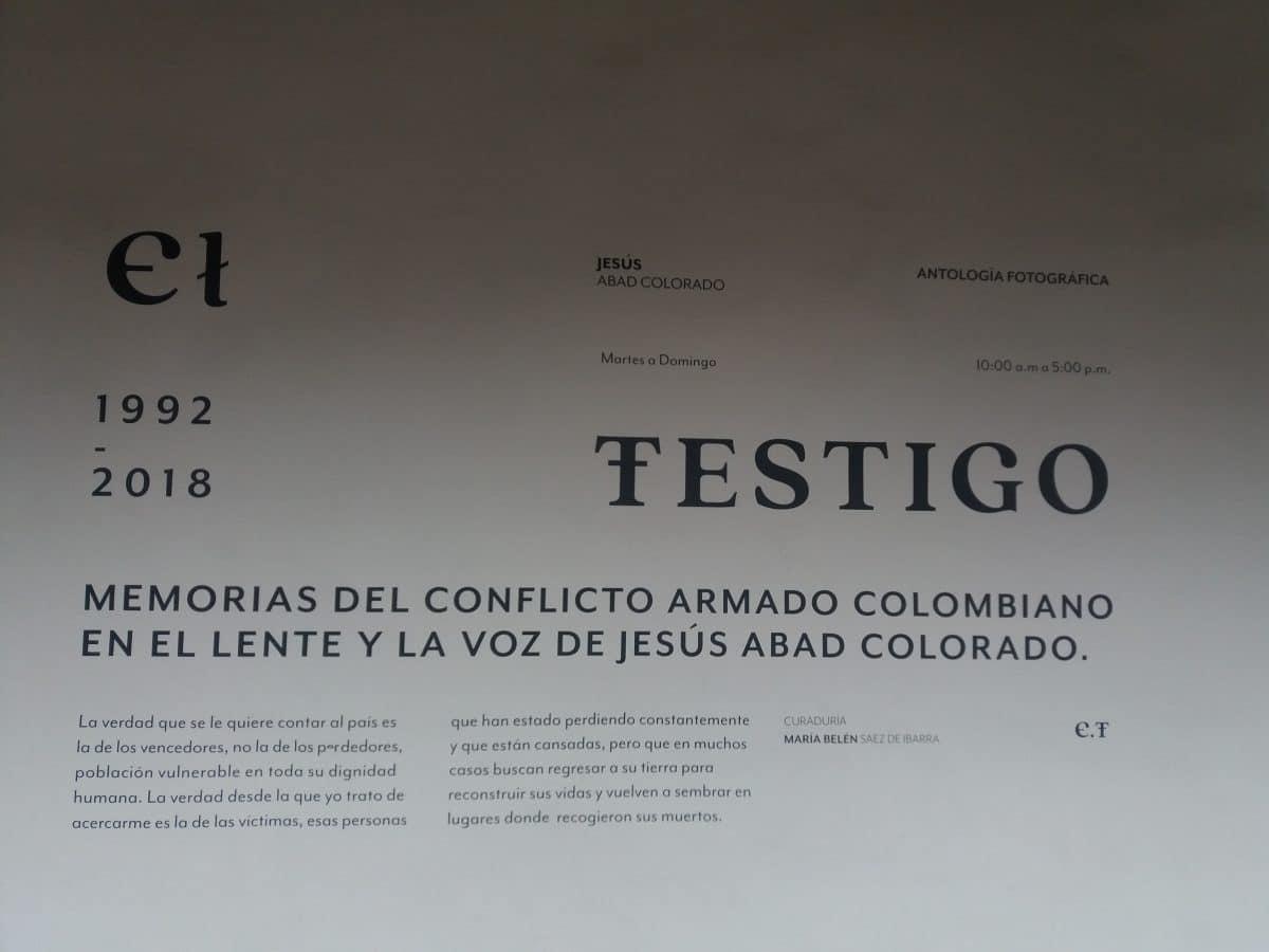 El Testigo – A Harrowing Photographic Exhibition of Colombia's Conflict