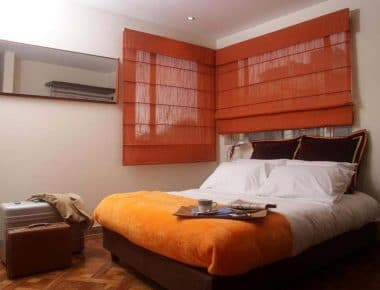 Photo of a room in 6 suites in Bogotá showing the bed