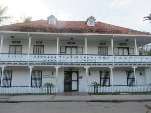 Visitors Guide to the Rafael Nuñez Home Museum