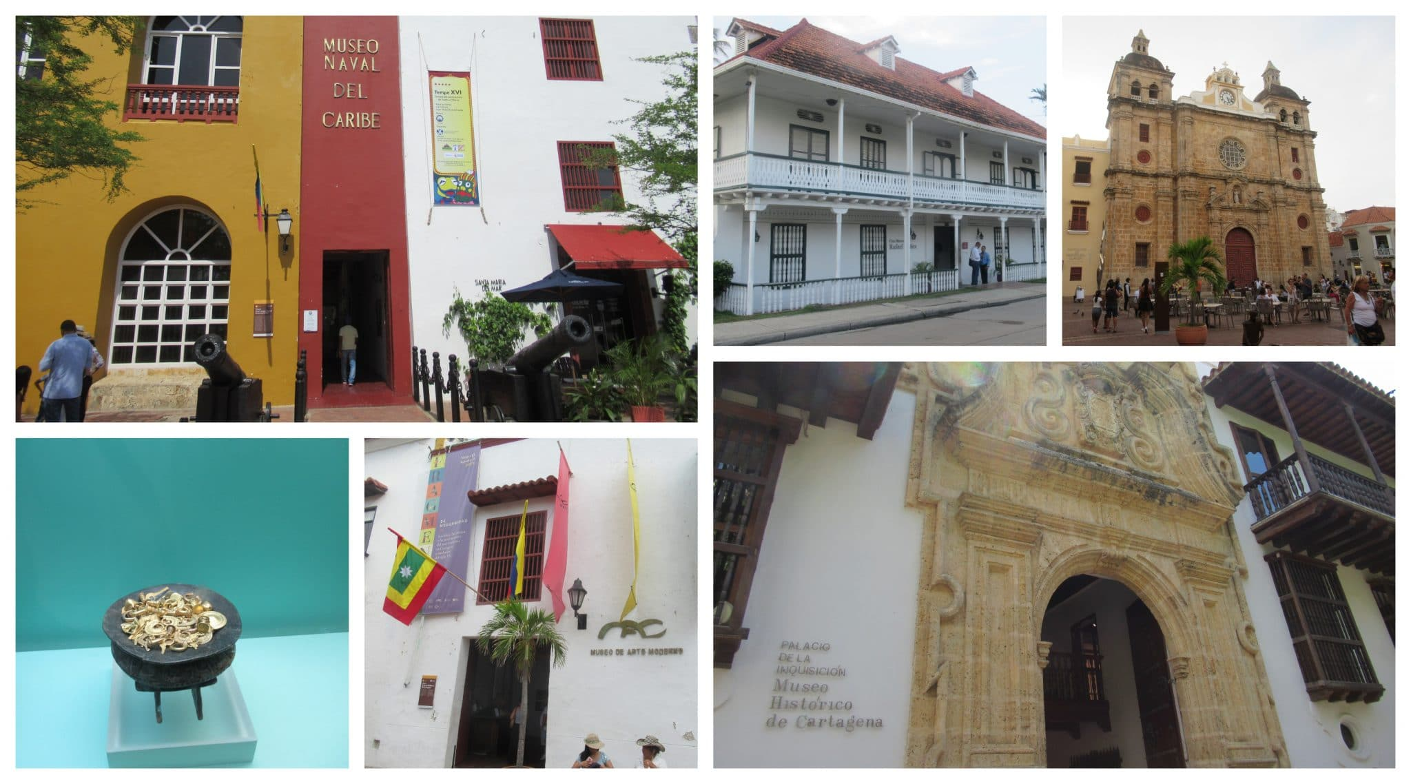 Best Museums to Visit in Cartagena, Colombia