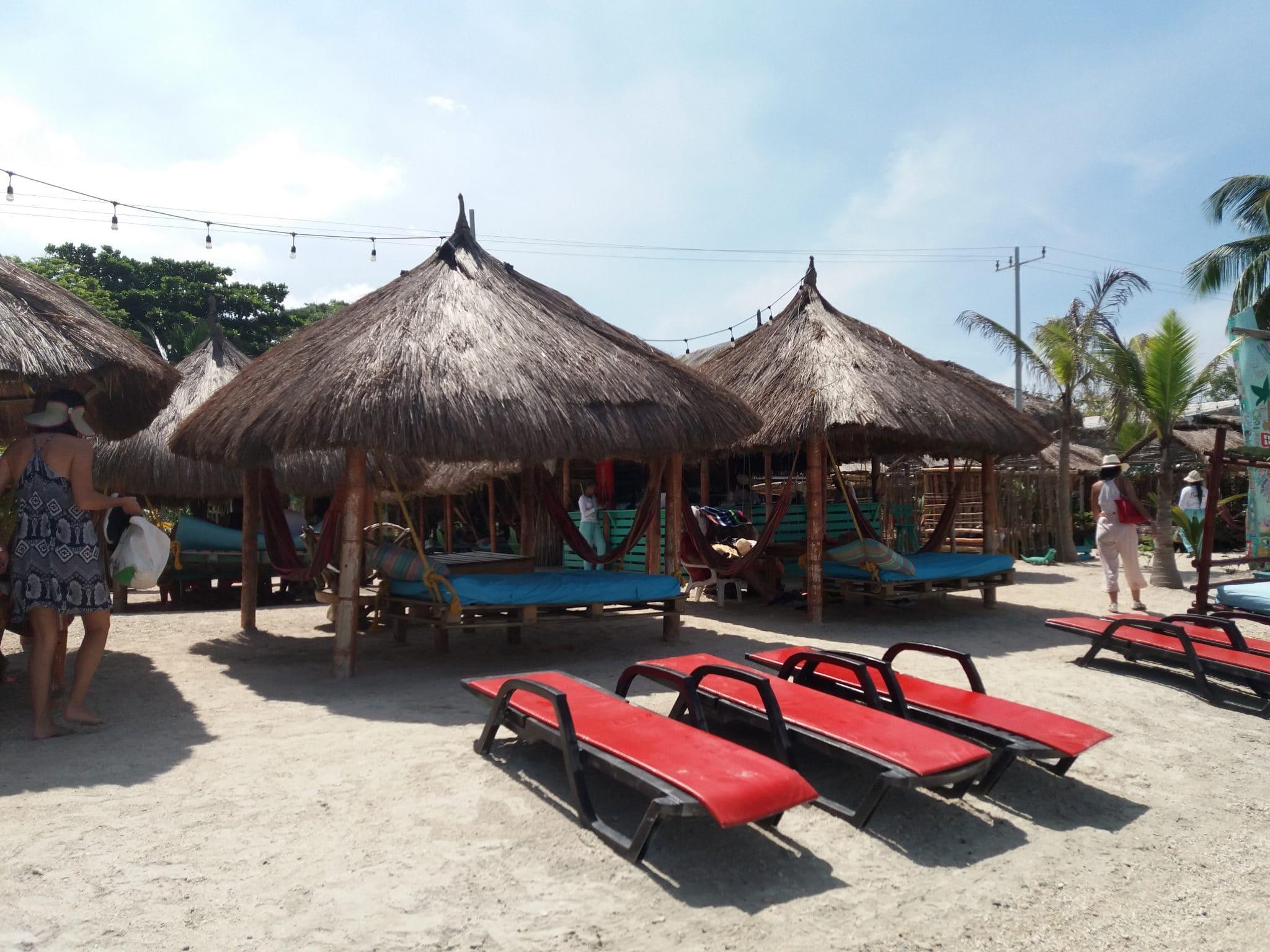 Bomba Beach Club – Great Beach Day Trip from Cartagena