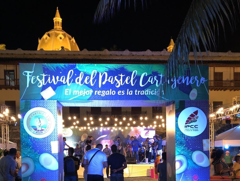 The Cartagena Festival del Pastel 2019 – What to Expect
