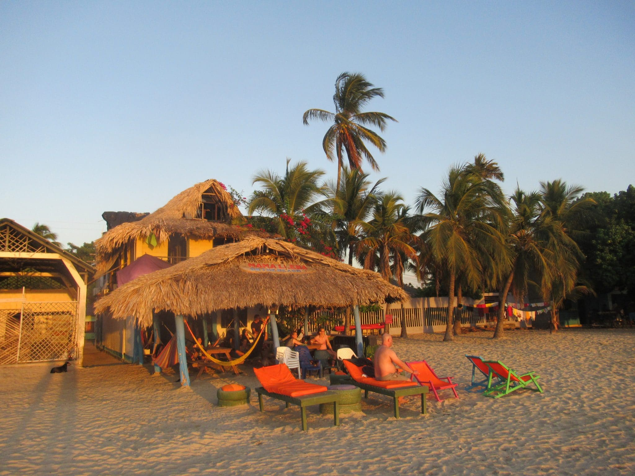 Hostel Mamallena on the Beach Rincón del Mar, Colombia Review