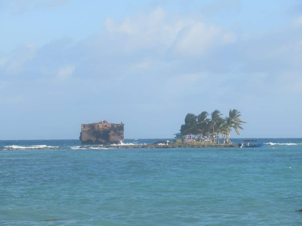 Photo of Rocky Cay in San Andres.