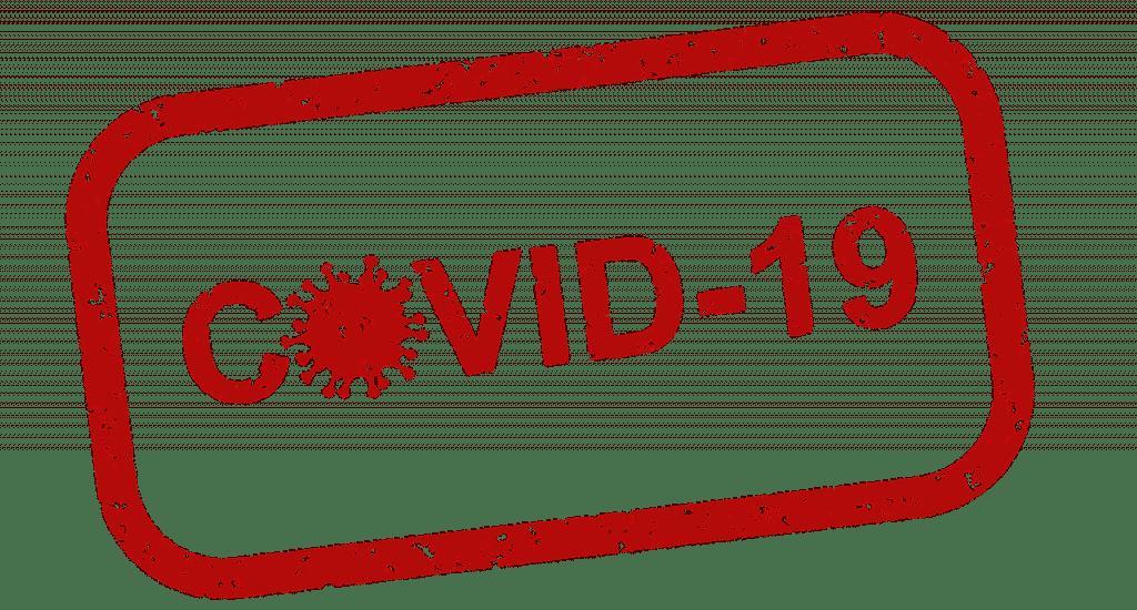 Aviso anti-Covid